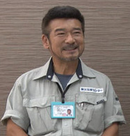 震災支援センター 所長 今泉 修